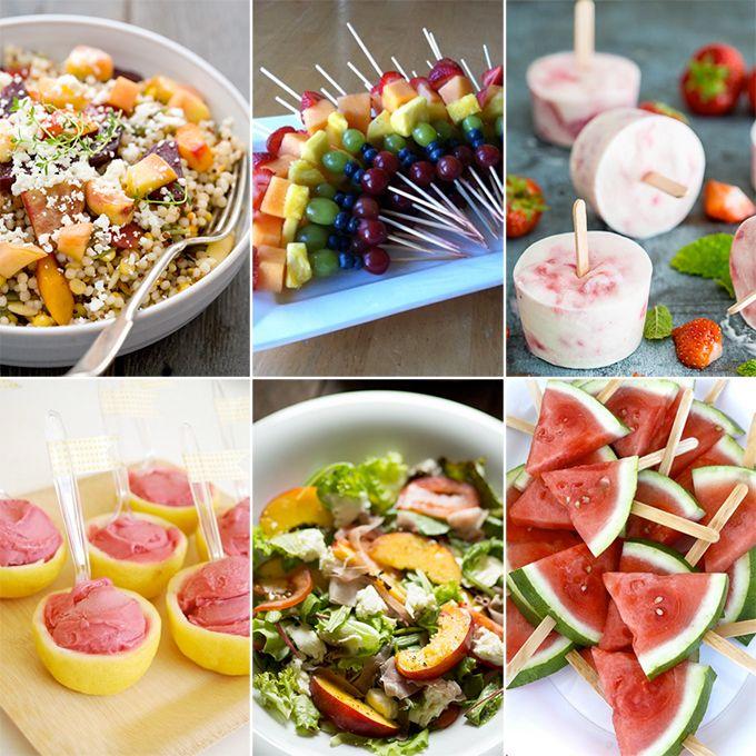 Ben jij ook altijd zo gek op al dat heerlijke zomerfruit dat nu volop verkrijgbaar is? Welke.nl zocht daarom een aantal gezonde (en vooral lekkere!) recepten voor je op met fruit. Wat dacht je van zelfgemaakte fruitijsjes, een salade met fruit of van frisse fruitspiesjes?