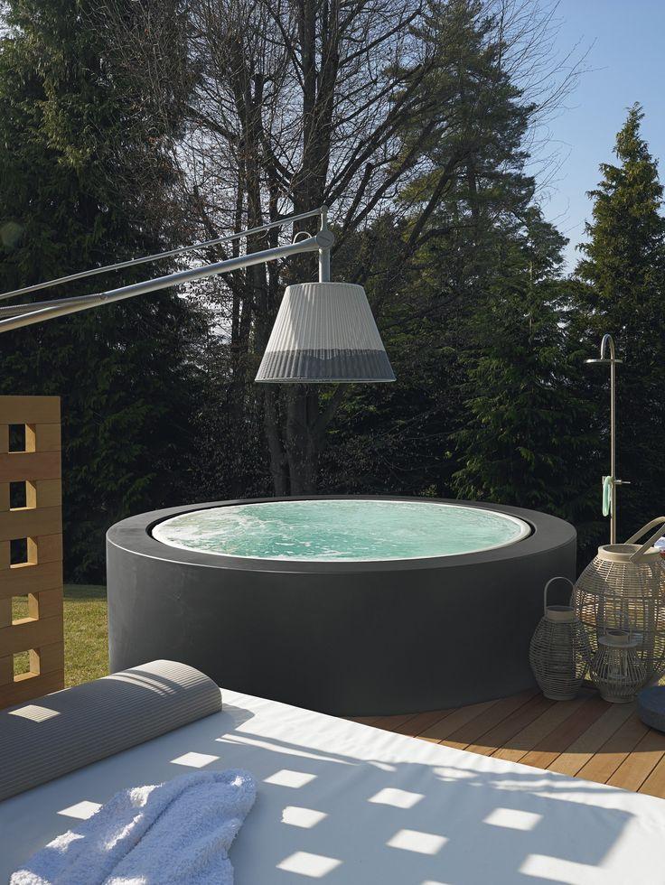 MINIPOOL Мини-бассейн Spa by Kos by Zucchetti дизайн Ludovica+Roberto Palomba