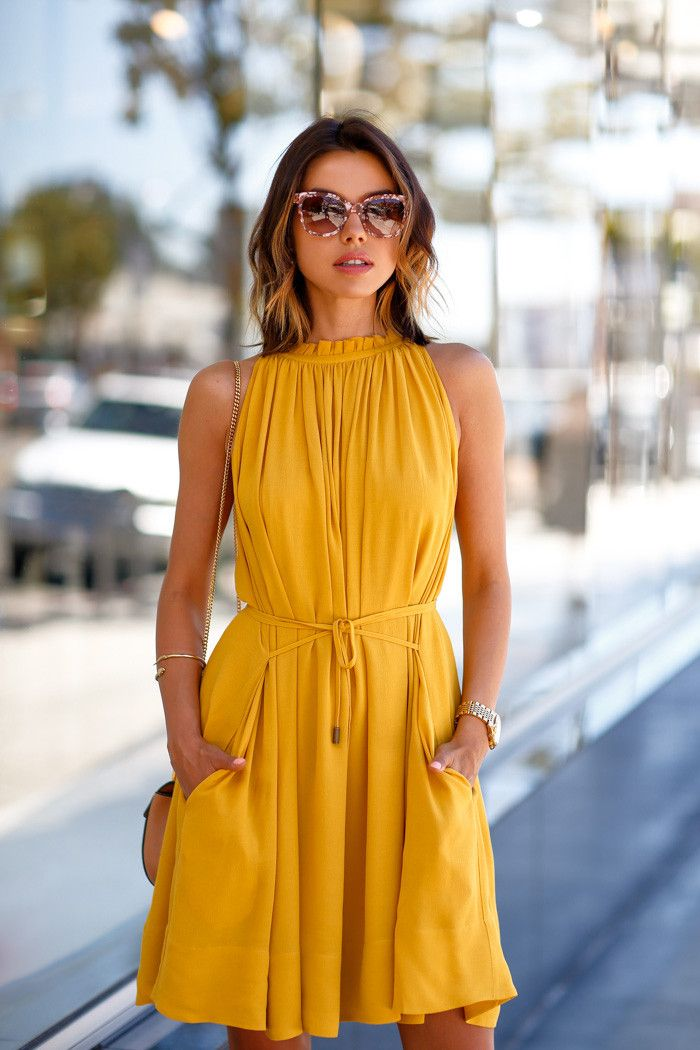 Hello Yellow Dress - Pre Order from Urban Wolfpack