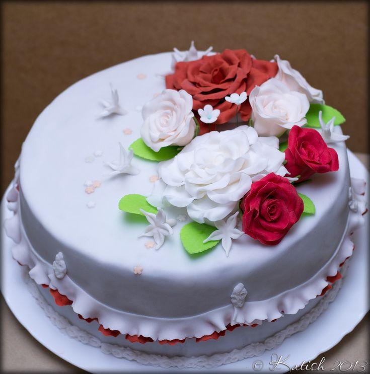 Маленнькие тонкие свечки для торта фото