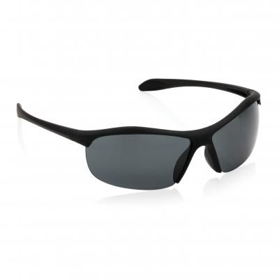 Image of Printed Swiss Peak Sports Sunglasses UV 400 Protection. Black