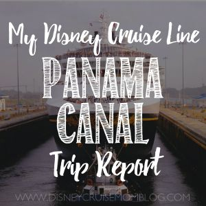 Follow along on our adventures on our 14 night Disney cruise through the Panama Canal in April/May 2017!