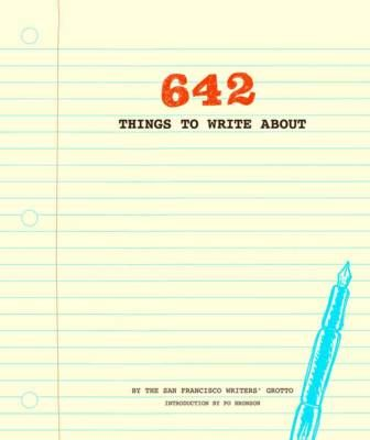 642-things-to-write-about-book-cover