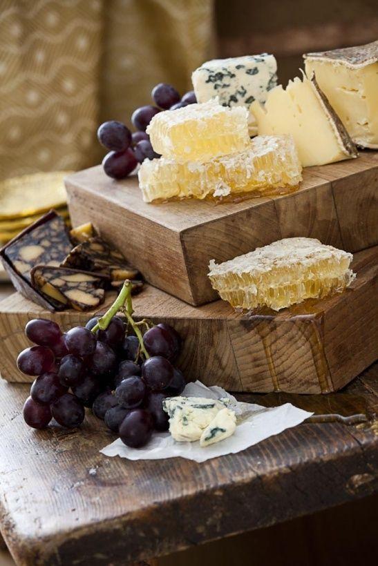 """yes-iamredeemed: """"cheese board..honeycomb """""""