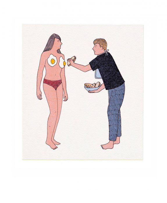 ✖ Les coquins | Marion Fayolle | GRANDPAPIER