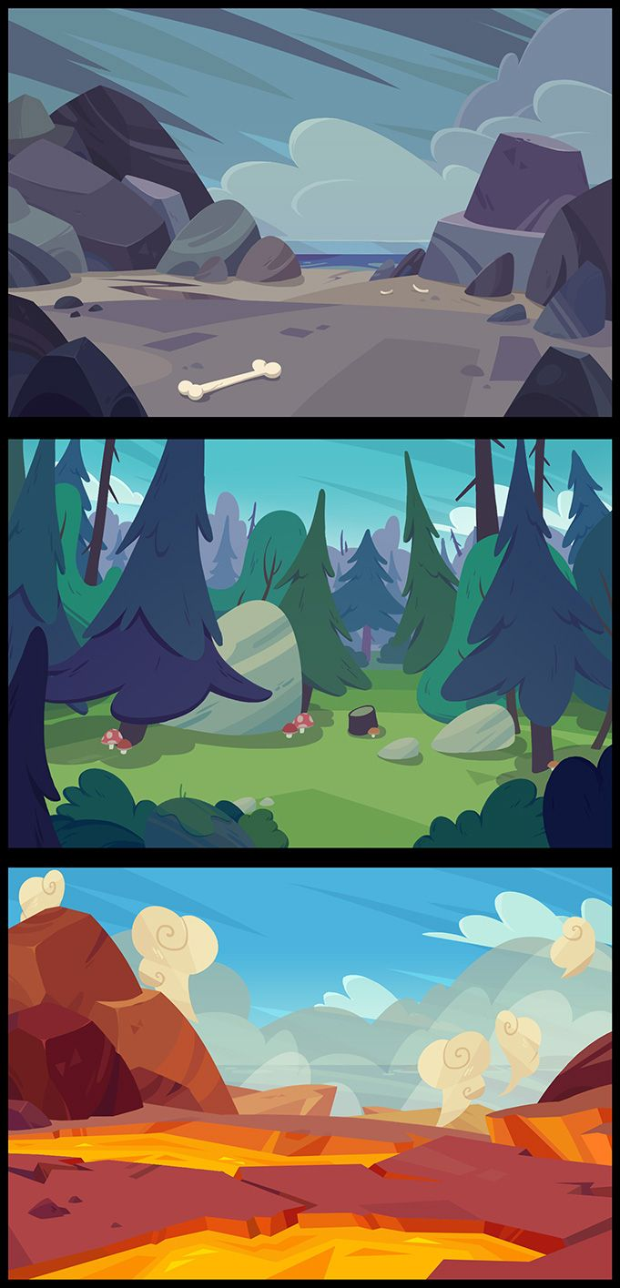 Adventure Xpress background