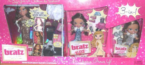 bratz the movie yasmin doll - photo #12