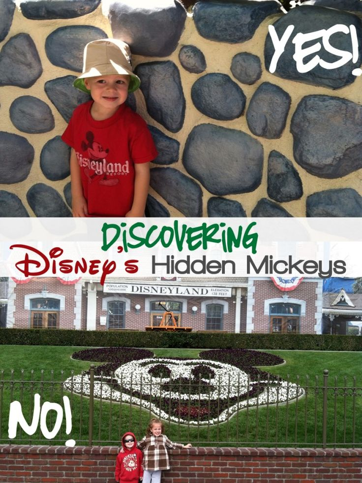Discovering Disney's Hidden Mickeys: What is a Hidden Mickey? - Mommysavers.com | Online Coupons & Savings