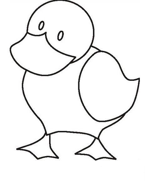26 best Duck Coloring Pages images on Pinterest Children coloring - best of bee coloring pages preschool