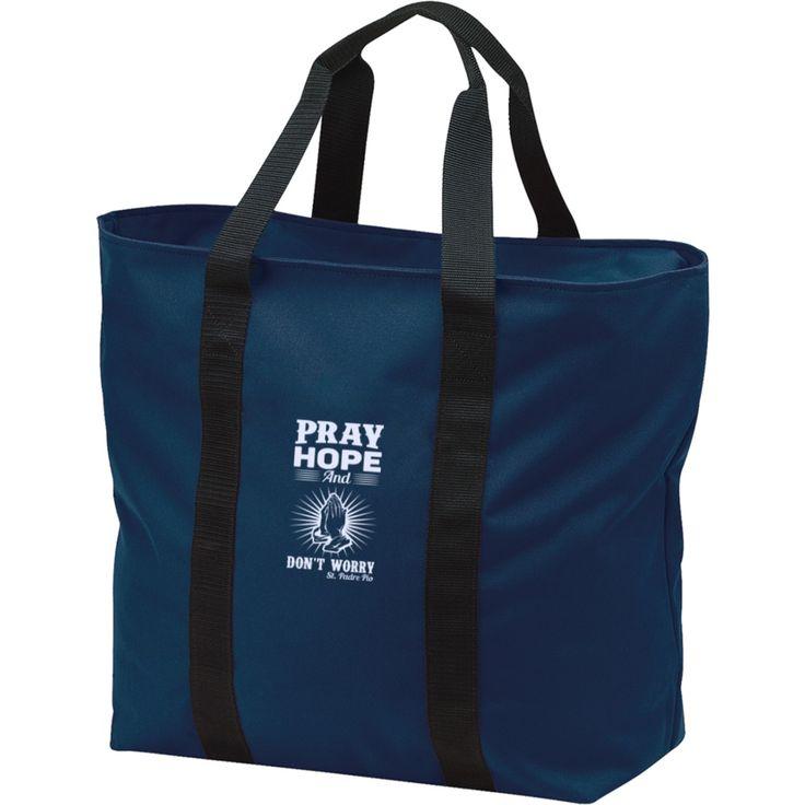 St. Padre Pio All Purpose Tote Bag
