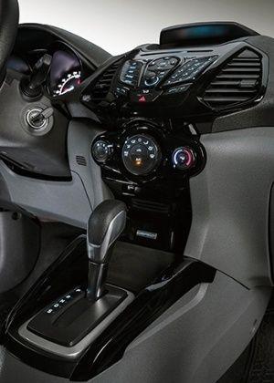 Ford reage à onda de SUVs com EcoSport 1.6 Powershift