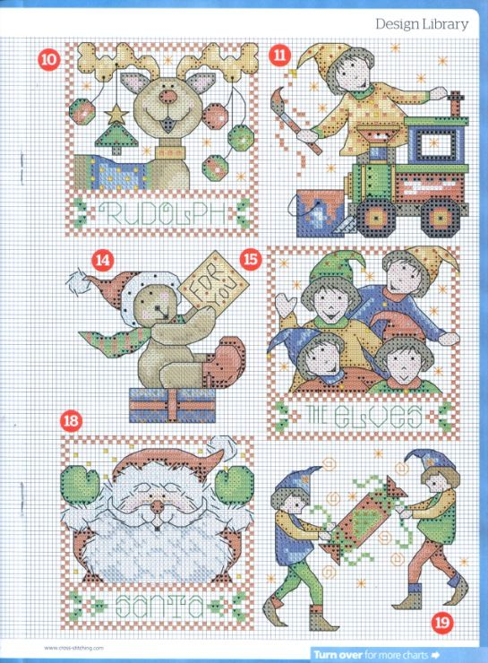 (2) Gallery.ru / Фото #47 - The world of cross stitching 171 - WhiteAngel