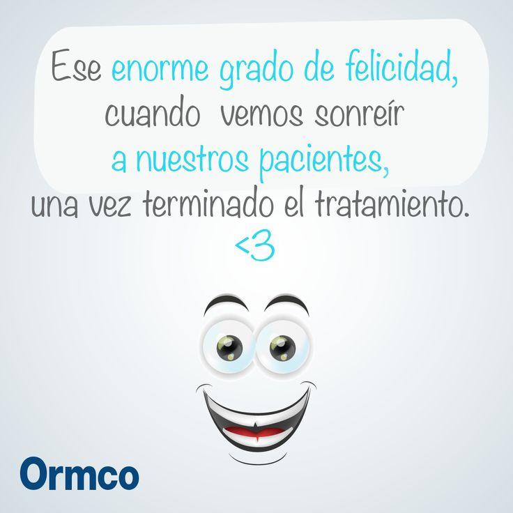 #Felicidad #SonrisasBellas #Ortodoncia #Salud #Tratamientos #DientesSanos