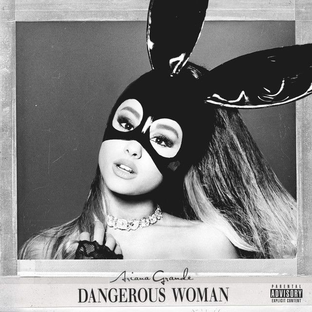 """Into You"" by Ariana Grande added to Today's Top Hits playlist on Spotify From Album: Dangerous Woman"