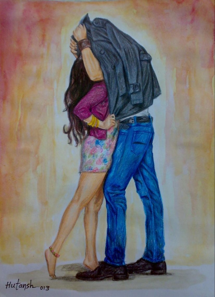 aashiqui 2 - Painting by Hutansh Artist in my paintings at touchtalent 71397