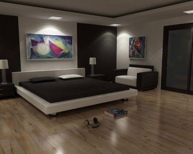 camera da letto moderna piccola - Cerca con Google
