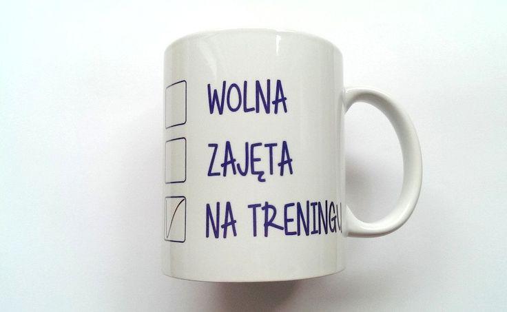 KUBEK+NA+TRENINGU+w+FarrowDesign+na+DaWanda.com