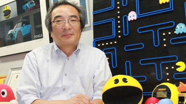 Toru Iwatani: Pac-Man and the real life of games design