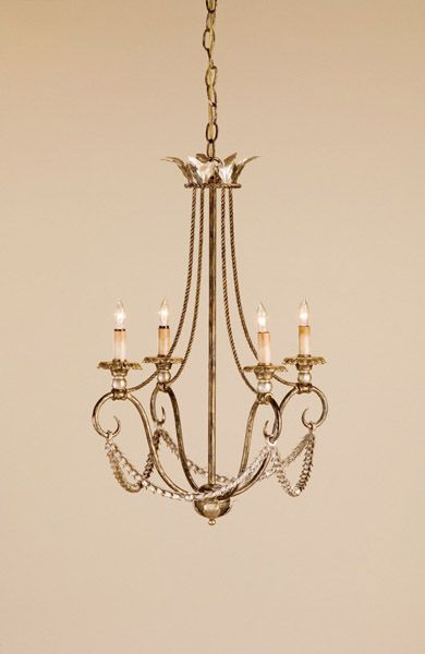 Four Light Chandelier Bedroom Lighting Pinterest