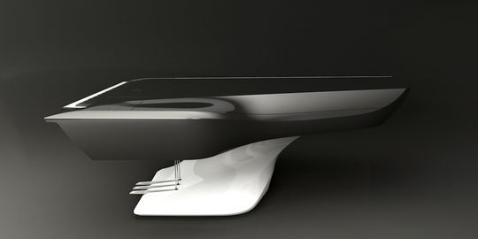 Le piano Pleyel revisité par Peugeot Design Lab.