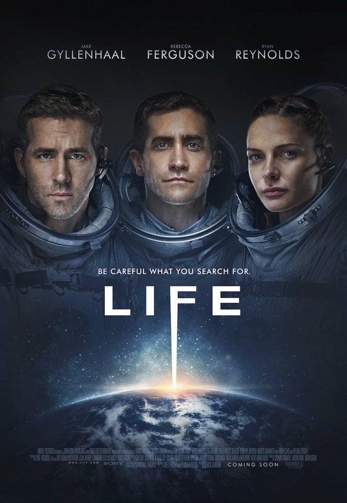 """The Filmlosophers Struggle to Find Intelligence in Latest Sci-fi Film, """"Life"""" #Podcast #SearchForLIFE #MovieReview #TheFilmlosophers  Find out more at: http://www.redcarpetreporttv.com/2017/03/29/the-filmlosophers-struggle-to-find-intelligence-in-latest-sci-fi-film-life-podcast-searchforlife-moviereview-thefilmlosophers/"""