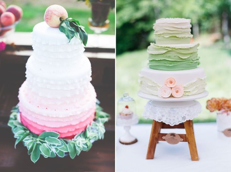 1. Cake: Cake Bee | 2. Photography: Birgit Hart