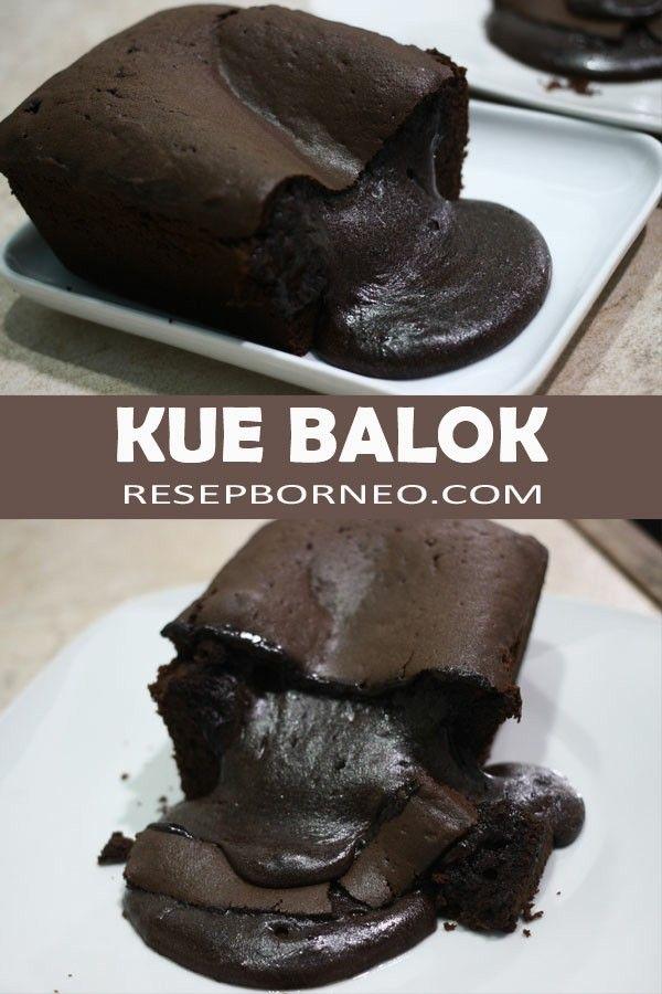 Kue Balok Adonan Kue Balok Ini Mirip Mirip Brownis Bedanya Kalau Kue Brownies Itu Utuh Kue Sedangkan Kue Balok Di Dalammn Ide Makanan Makanan Manis Makanan