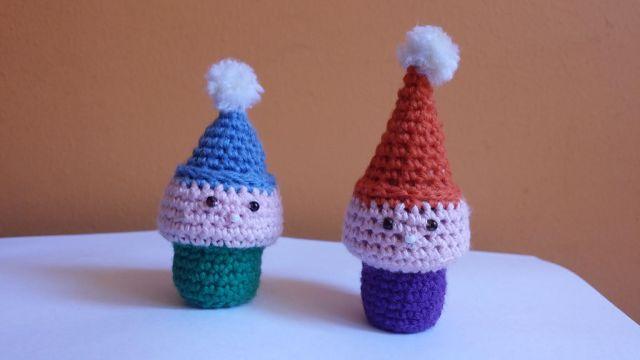 The Rabbittiger: little gnomes