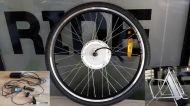 Ηλεκτρικό ποδήλατο φτιάξ' το μόνος σου  e-bike DIY kit