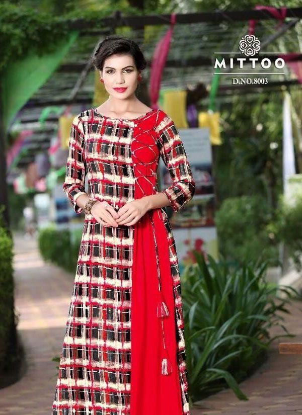 Mittoo Panghat Vol 1 best designer kurti wholesale surat