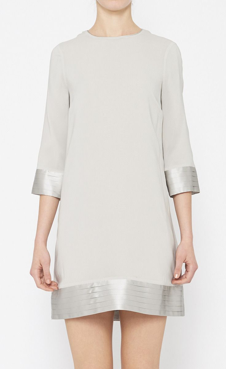 Burberry London Grey Dress... can wear like a kurti ... beautiful!