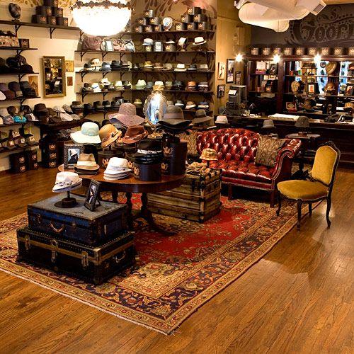 Vancouver Hat Shop | Yaletown | Goorin Bros.