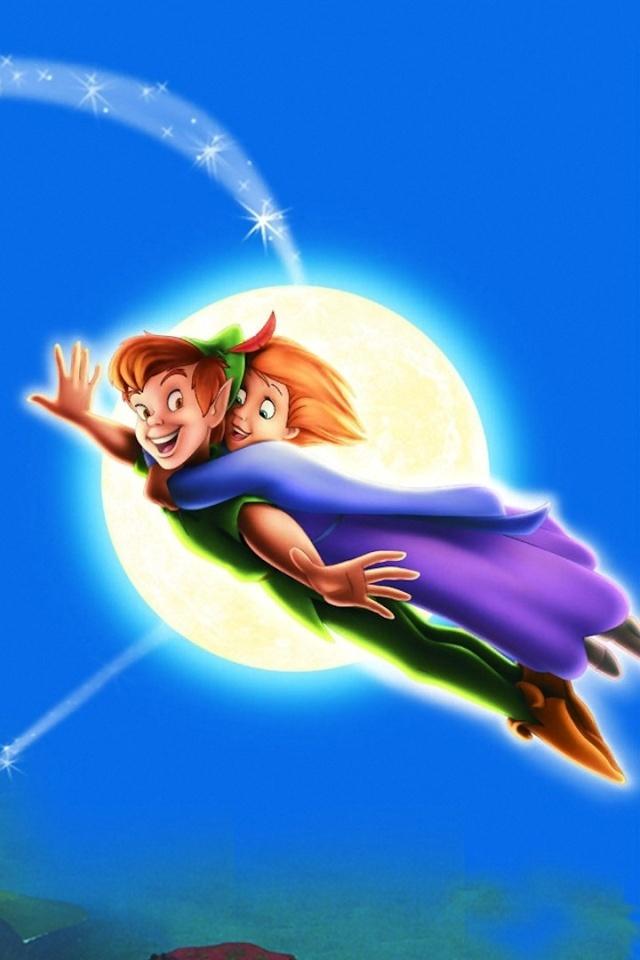 Peter Pan Amp Jane Darling Wendy S Daughter Peter Pan