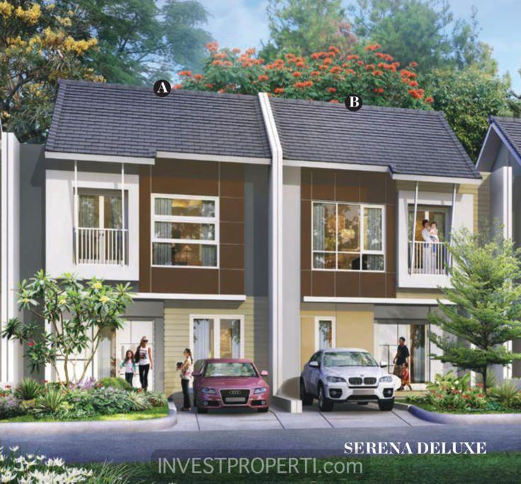 Rumah Cluster Avani Homes Summarecon Emerald Karawang tipe Serena Deluxe. #avanihomes #summareconkarawang #avanihomes