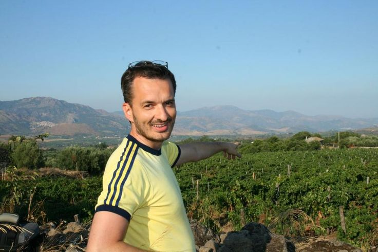 """""""I make my wine like Bartolo Mascarello!"""" -Massimiliano Calabretta"""