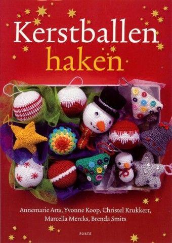 Kerstballen haken | Naaipatronen.nl | zelfmaakmode patroon online