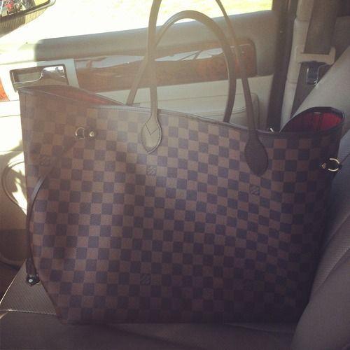 Neverfull Louis Vuitton Handbags - Only $235.99 ! #Neverfull #Louis #Vuitton #Handbags