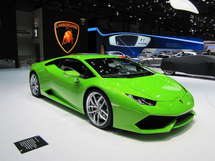 Awesome 2014 Lamborghini Huracan LP610 4 Pictures Gallery