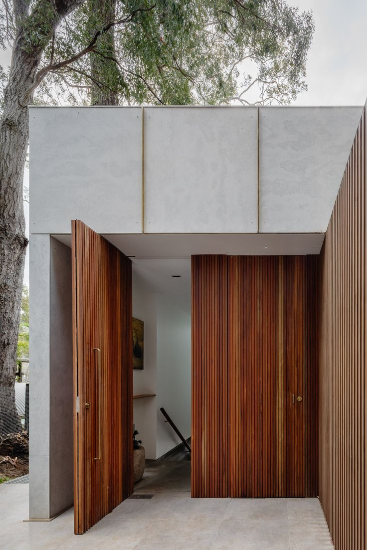 Church Point House By Chrofi In 2020 Exterior Siding Materials House Architecture Design