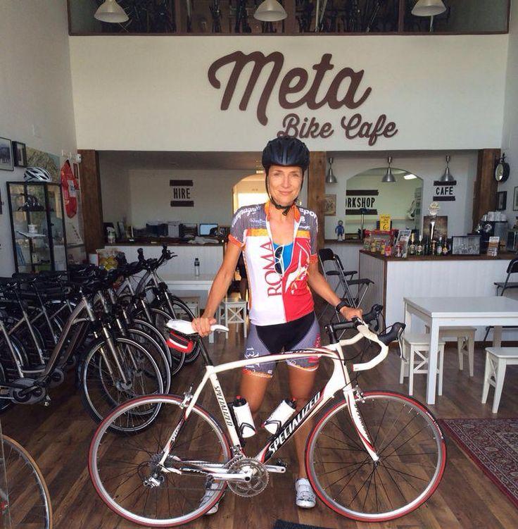 Meta Bike Cafe. Albir