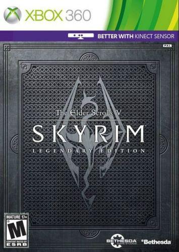 The Elder Scrolls V: Skyrim to kolejna część serii cRPG autorstwa zespołu Bethesda Softworks. Ponownie odwiedzamy w niej kontynent Tamriel, a fabuła tym razem obraca się wokół powrotu do tej krainy pradawnej rasy smoków.