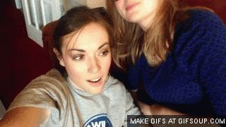 Our favorite lesbian British couple, Rosie and Rose, have 137,001 subscribers on their YouTube channel, RoseEllenDix.  Basically, they make us want to update our OkCupid profile pics one more time...