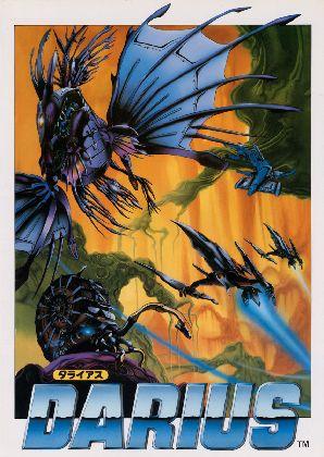 Darius (Game) - Giant Bomb