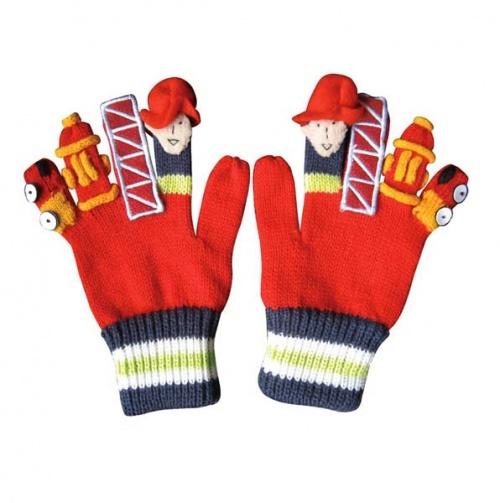 Fireman Gloves.