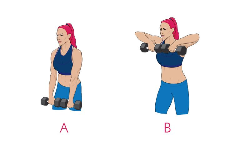Dumbbell High Pull https://www.womenshealthmag.com/fitness/9-move-circuit-workout-torch-fat/slide/4