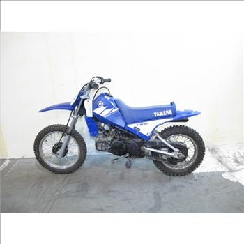 Yamaha Dirt Bike Looks Like Anthonyu0027s
