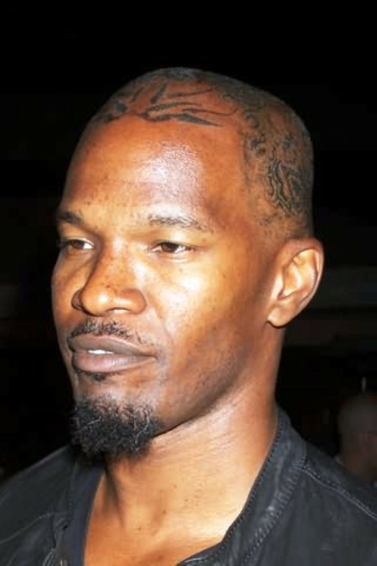 awesome Jamie Foxx Tattoo Pictures