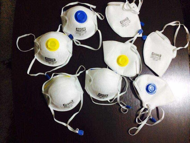 Dust mask's