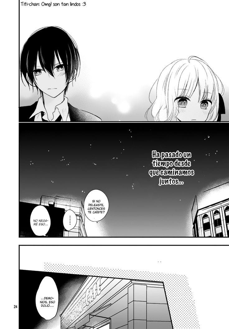 Aishite Nai, Kamo. Vol.1 Ch.2 página 25 - Leer Manga en Español gratis en NineManga.com