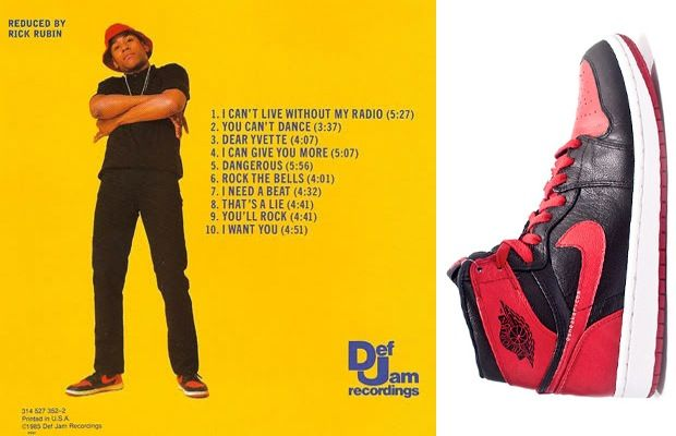 A History Of Sneakers On Old School Hip-Hop Albums
